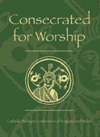 Consecrated for Worship book cover