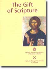 The cover of  the Gift of Scripture